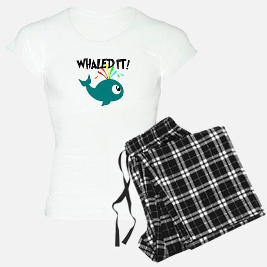 Whaled It! Pajamas