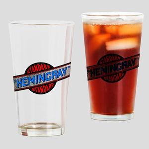 Hemingray Standard Logo Drinking Glass