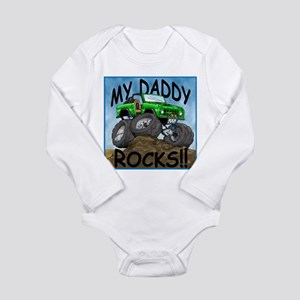 Daddy_Bronco_Green Body Suit