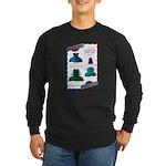 Standard Long Sleeve Dark T-Shirt
