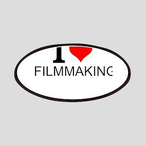 I Love Filmmaking Patch