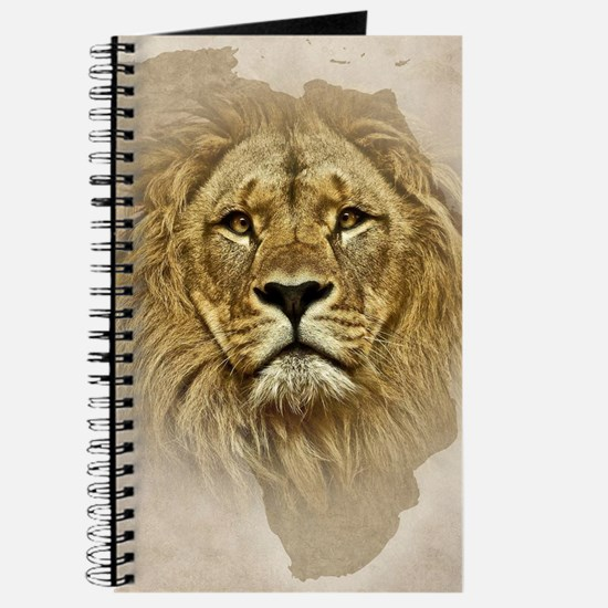 Cute King of the jungle Journal