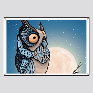 Night Owl Banner