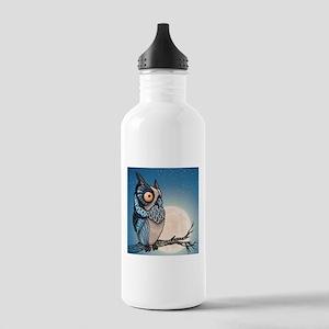 Night Owl Water Bottle