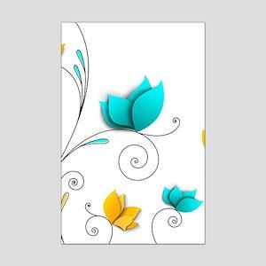 Elegant Flowers Posters