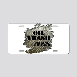 Oilfield Trash Making Oil Cash Corrugated Metal Al