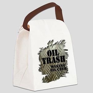 Oilfield Trash Making Oil Cash Corrugated Metal Ca