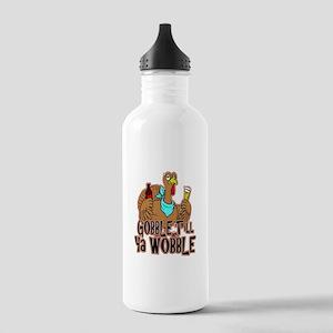 GobbleWobble Water Bottle