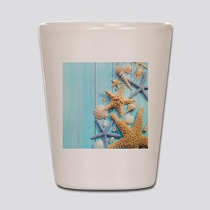 Seashells Shot Glass