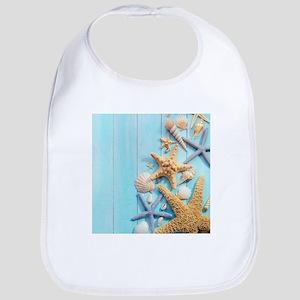 Seashells Bib