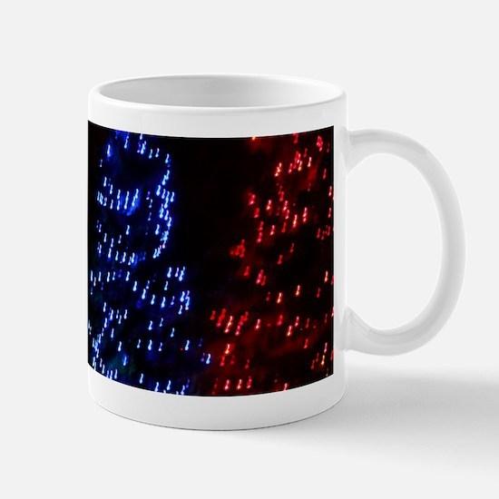 CHRISTMAS LIGHTS 1 Mug