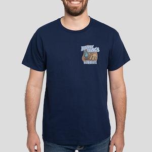 Happy Thang's Gibbon Dark T-Shirt