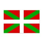 Basque Flag Mini Poster Print