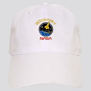 STS 120 Discovery NASA Cap