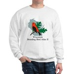 Atlas Pullover Sweatshirt (white/grey)