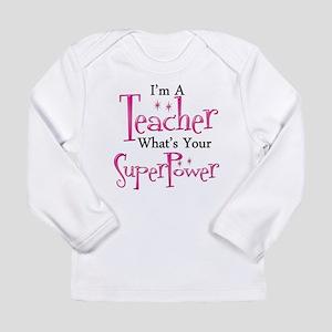 Super Teacher Long Sleeve T-Shirt