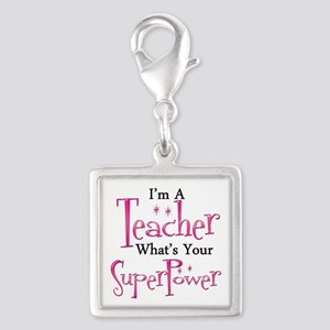 Super Teacher Charms