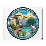 St Francis/Am Eskimo #3 Mousepad
