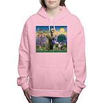 St Francis & Aussie Women's Hooded Sweatshirt