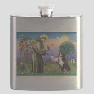 St Francis/Bernese Flask
