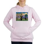 St. Francis Dobie Women's Hooded Sweatshirt