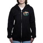 St.Francis #2/ GSHP Women's Zip Hoodie