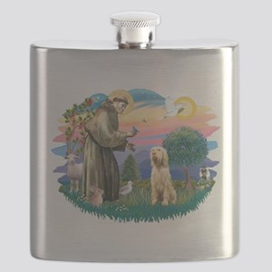 S, Fr, #2/ Italian Spinone Flask