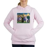 ST. FRANCIS + OES Women's Hooded Sweatshirt