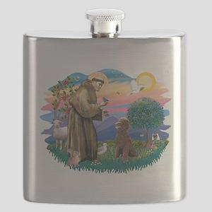 St.Francis #2 / Poodle (ST-Ch Flask