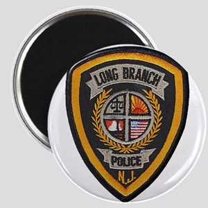 Long Branch Police Magnets