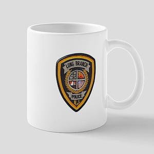 Long Branch Police Mugs