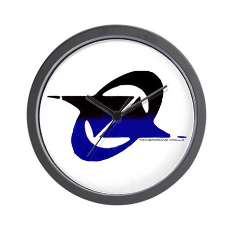 Transapollo Logo Wall Clock