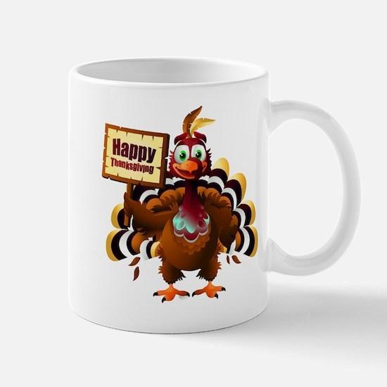 HappyThanksgiving Mugs