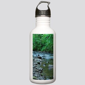 ROCKY STREAM Stainless Water Bottle 1.0L