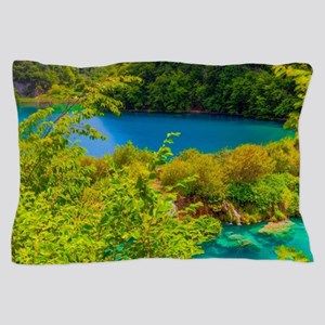 PLITVICE, CROATIA Pillow Case