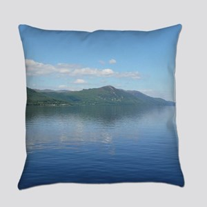 LOCH NESS Everyday Pillow
