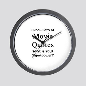movie quotes Wall Clock