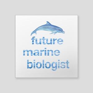Future Marine Biologist Sticker