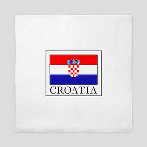 Croatia Queen Duvet