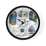 Linandara's art Wall Clock