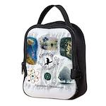 Linandara's art Neoprene Lunch Bag