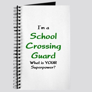 school crossing guard Journal