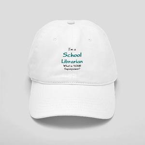 school librarian Cap