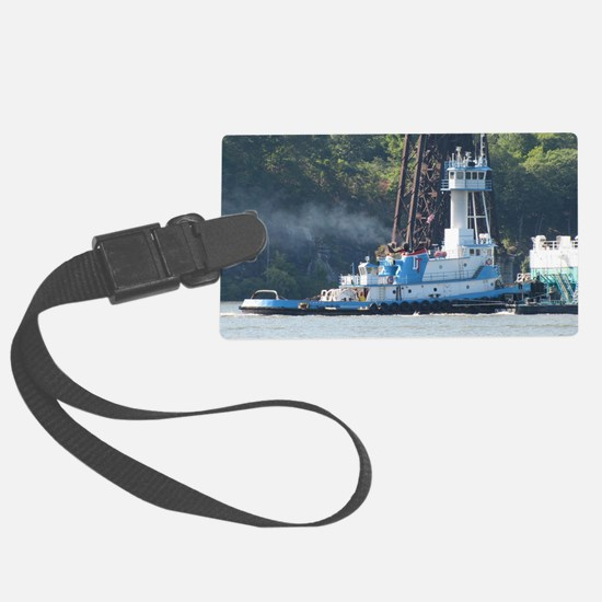 Tug Comet Luggage Tag