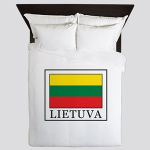 Lietuva Queen Duvet