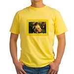 Don't Eat Me Yellow T-Shirt
