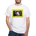 Don't Eat Me White T-Shirt