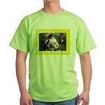 Don't Eat Me Green T-Shirt