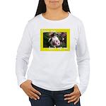 Don't Eat Me Women's Long Sleeve T-Shirt