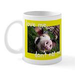Don't Eat Me Mug